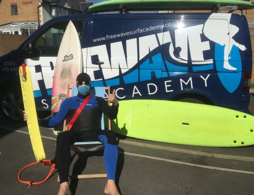 COVID-19 Surf School Update Monday 18th of May 2020