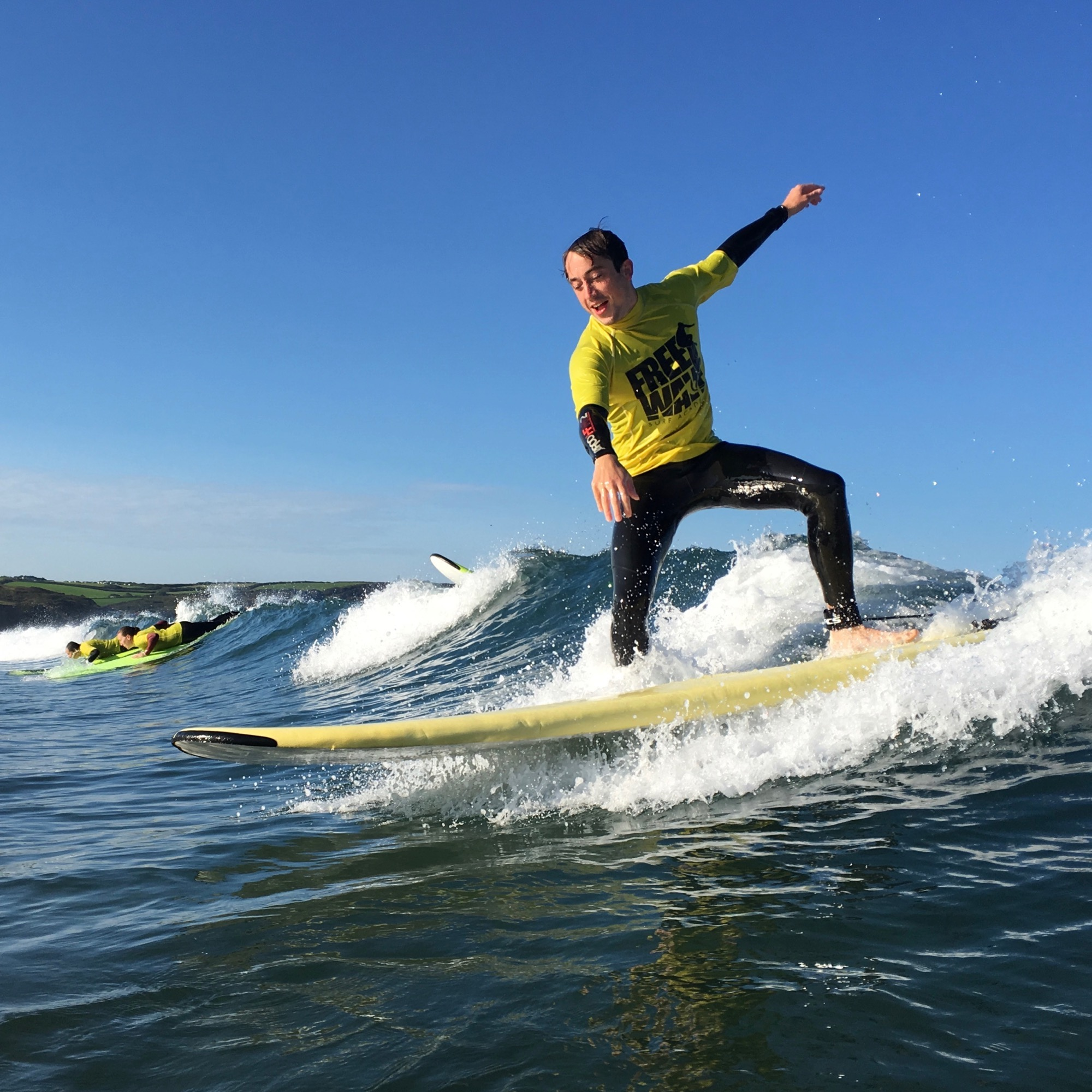 Surfing Page Picture