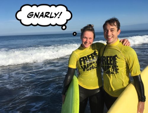 Surf Speak – The Surfers Glossary