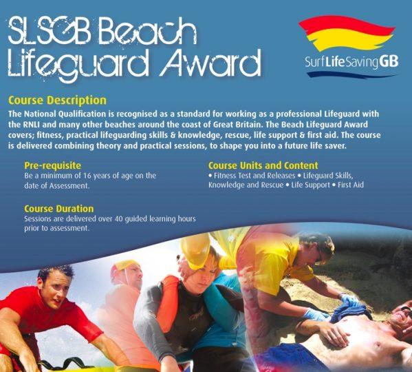 Surf Lifeguard Course