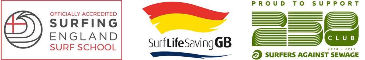 Surfing England Accreditation